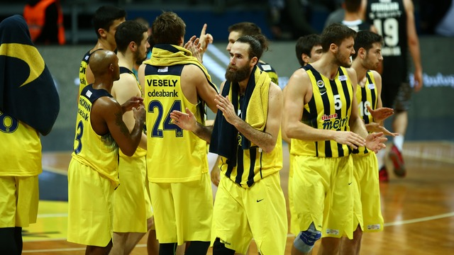 Fenerbahçe 7'de 7 yaptı