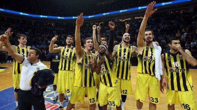 Fenerbahçe geçit vermedi