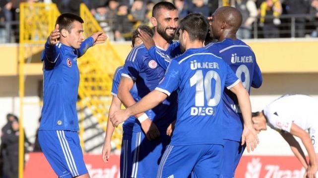 Fenerbahçe yine genç ve yedeklerle