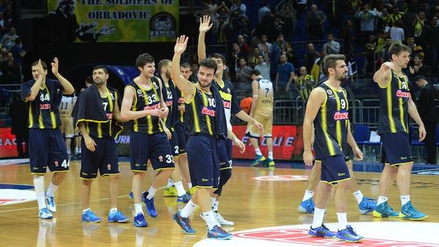 Fenerbahçe Ülker yola devam ediyor