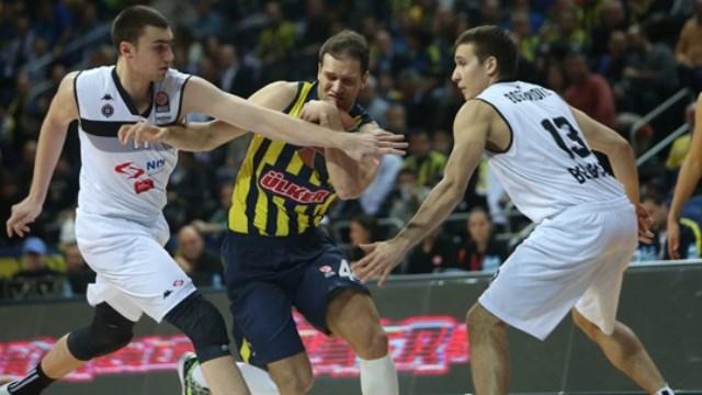 Fenerbahçe Ülker bu kez üzdü