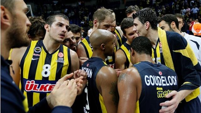 Fenerbahçe Rusya'da fark attı