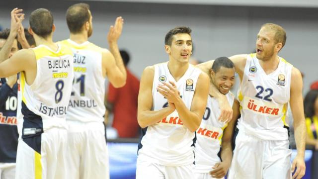 Fenerbahçe Almanya'da kazandı