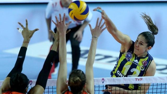 İkinci finalist Fenerbahçe