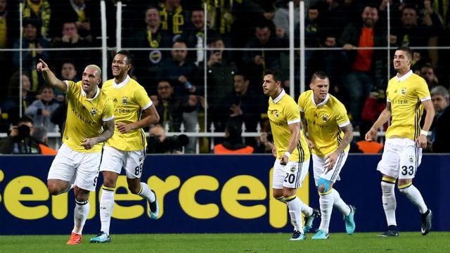 Fernandao atınca Fenerbahçe kaybetmiyor