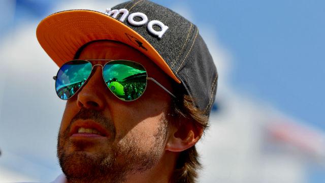 Fernando Alonso Formula 1'e veda ediyor