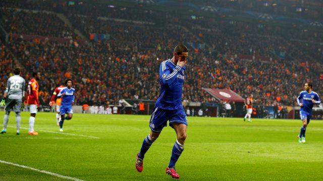 Fernando Torres Milan'da
