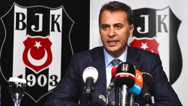 Beşiktaş'ta seçim ŞOKU