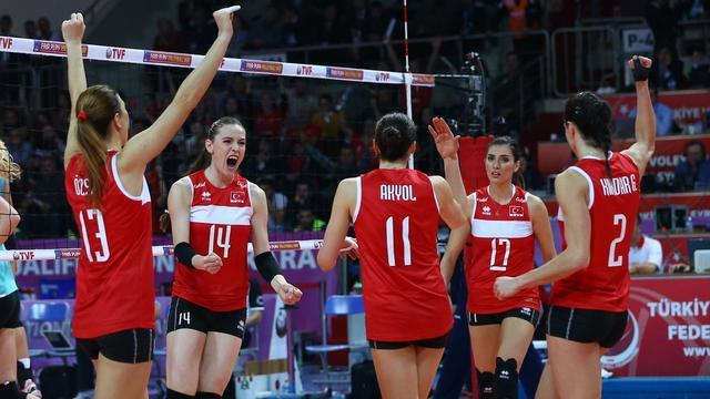 Türkiye yarı finali garantiledi
