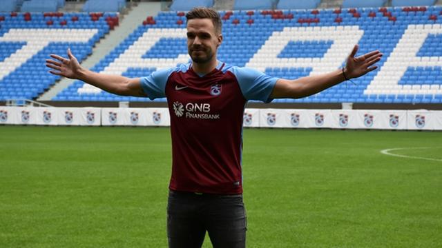 İşte Trabzonspor'un yeni sol beki