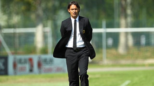 Milan resmen 'Pippo'ya emanet