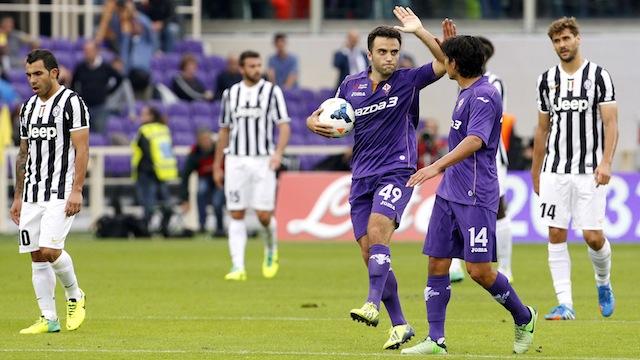 Fiorentina'dan inanılmaz geri dönüş