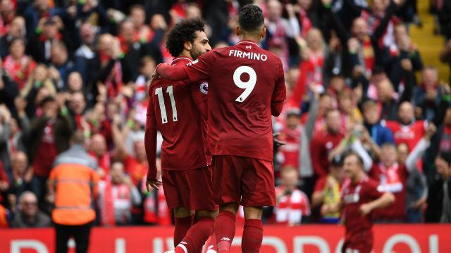 Liverpool seriye devam etti