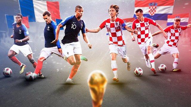 Dev final! Fransa mı, Hırvatistan mı?
