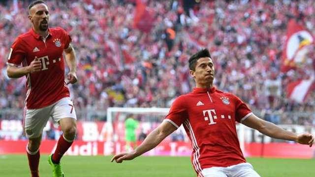 Bayern, Guinness Rekorlar Kitabı'nda