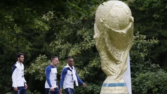 Platini, Ribery'e çıkıştı!