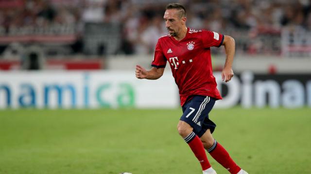 Ribery: Çin'den çok ciddi bir teklif aldım