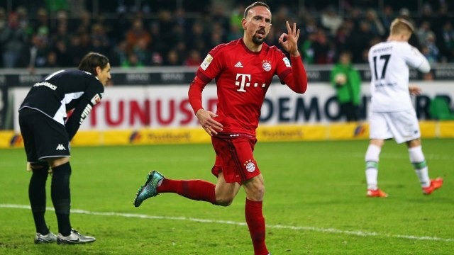 Ribery: Bayern Münih son kulübüm