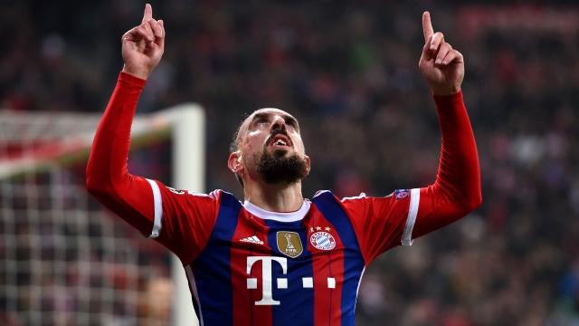 Ribery: Barcelona, Real Madrid, Chelsea...