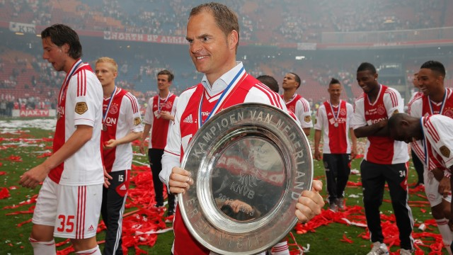 Frank de Boer'e büyük onur