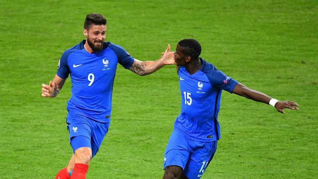 Fransa açılışı son dakika golü ile yaptı
