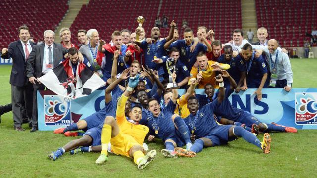 Şampiyon Fransa