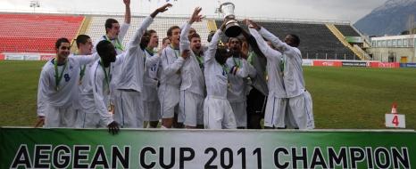 12. Ege Kupası Fransa'nın