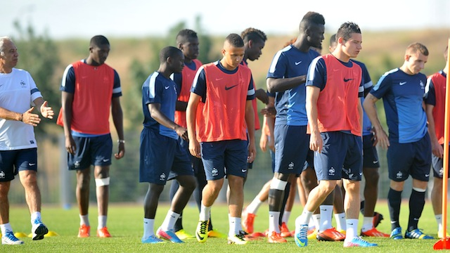 Fransa finale hazır