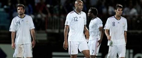Fransa - Güney Afrika Maçına Doğru