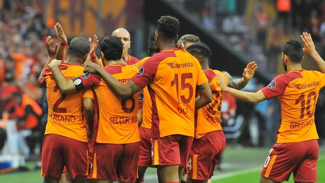 Galatasaray'dan skorbord mesajı açıklaması