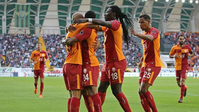 Galatasaray sondan ikinci virajında