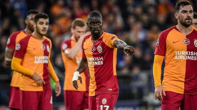 Galatasaray Almanya'da kayıp