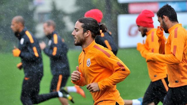 Galatasaray Arsenal'e hazırlanıyor