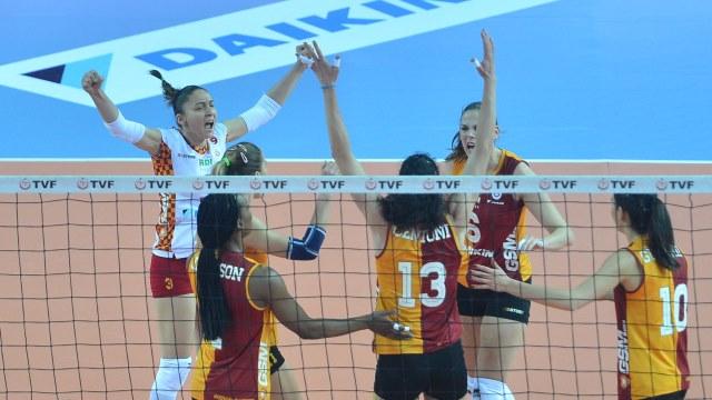 Galatasaray Daikin avantaj peşinde!