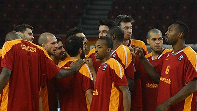 Galatasaray Almanya'da kaybetti