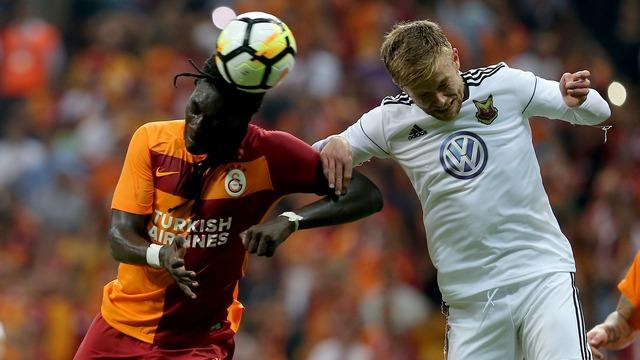 'Galatasaray taraftarı tüylerimizi diken diken etti'