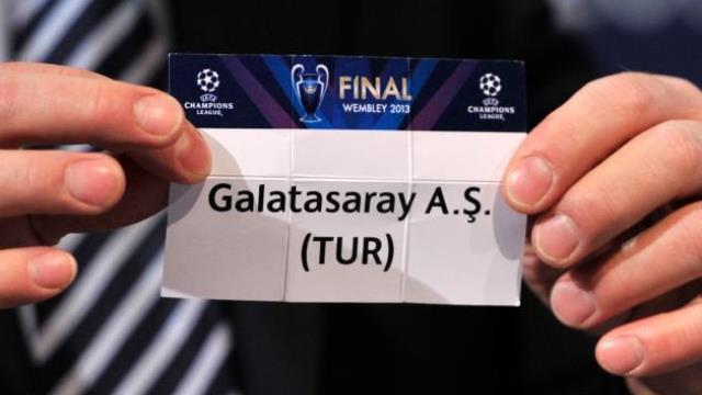 İşte Galatasaray'ın rakipleri!