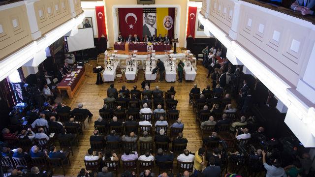 Galatasaray'da seçim zamanı