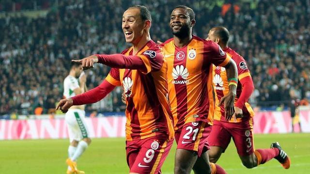 Galatasaray'ın kadrosu 16 kişi