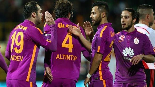 Galatasaray finali kaçırdı