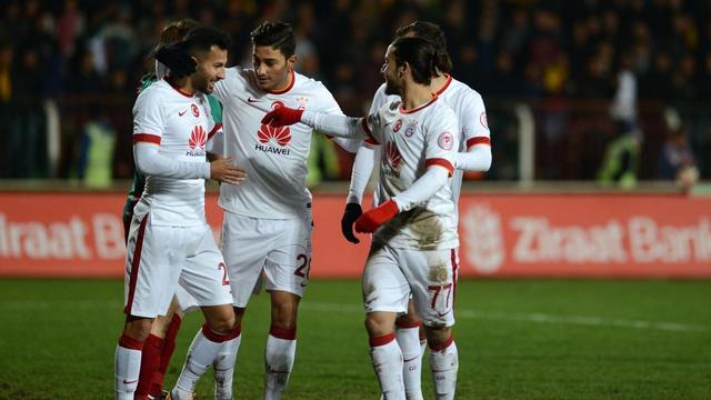 Galatasaray farka alıştı!