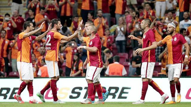 Galatasaray'dan Inter'e tek kurşun!
