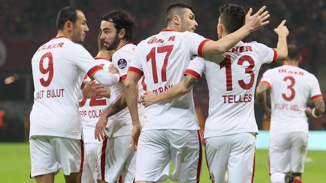 Galatasaray zor da olsa...