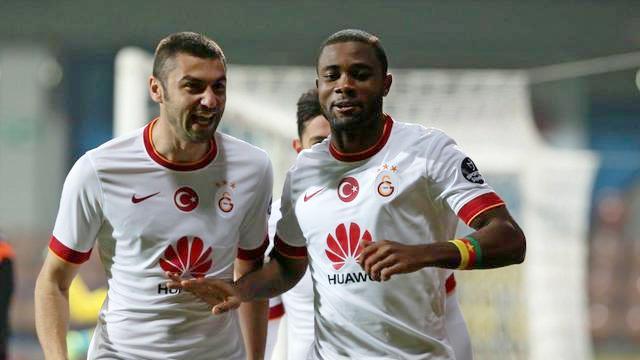 Galatasaray sırat köprüsünde