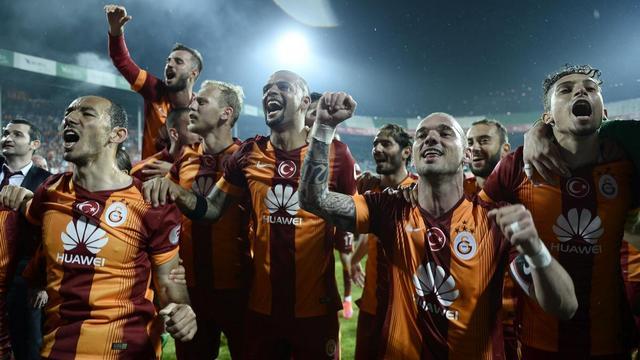 Galatasaray 15 yıl sonra