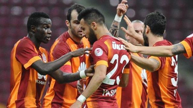 Galatasaray lider turladı!