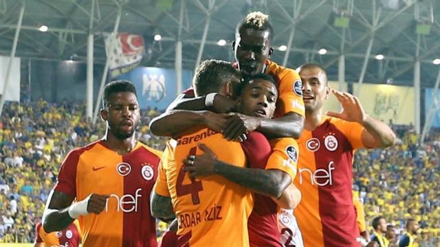 Galatasaray - Kasımpaşa maçının muhtemel 11'leri