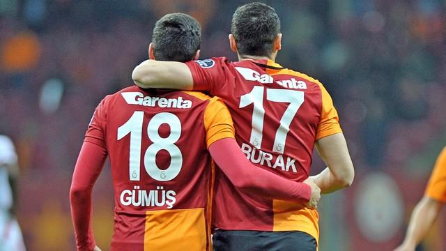 Galatasaray istediğini aldı!