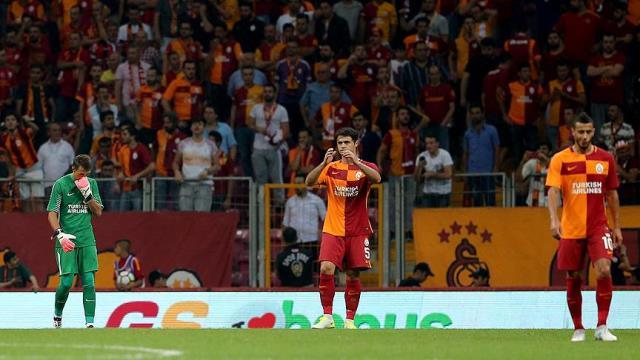 Galatasaray Avrupa'da 'dibe vurdu'