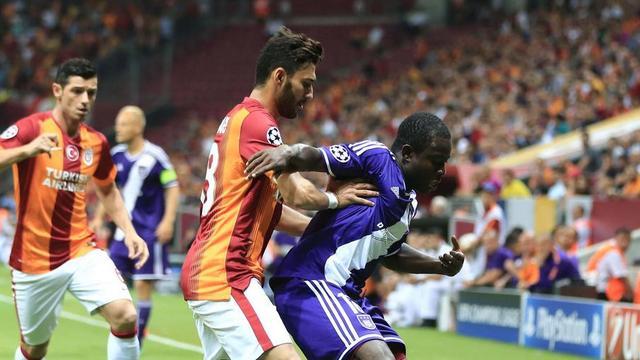 Galatasaray 1 puanı kurtardı!